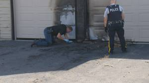 An alleged arsonist in Kelowna may be found not criminally responsible due to a mental disorder