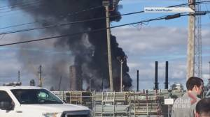 Saint John neighbours still looking for answers about Irving refinery explosion