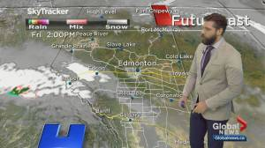Edmonton Weather Forecast: Feb. 27
