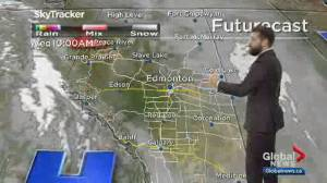 Global Edmonton weather forecast: Feb. 24