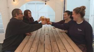 B.C. whiskey company toasts new beginnings (02:17)