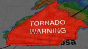 Calls to upgrade Canada's tornado warning system