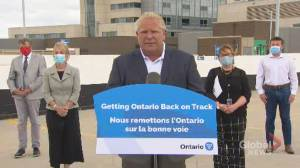 Coronavirus: Premier Ford announces new long-term care home to be built at Humber River hospital