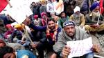 Workers across India go on strike to protest Modi government's economic polices