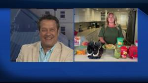 Lifestyle and parenting expert Sherri French chats with Global News Morning (05:39)