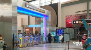 Edmonton International Airport receives nearly $25M to help with COVID-19 recovery (01:52)