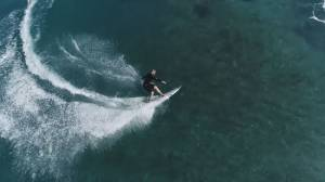 Pro Surfer Has Sights Set on Tokyo 2021 (05:50)