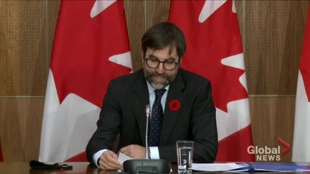 Click to play video: 'Liberals propose new Canadian Broadcast Act rules for online streaming platforms'