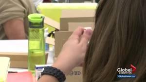 Survey: Nearly 40% of Albertans won't get flu shot