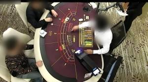 Key casino whistleblower testifies at money laundering commission (02:06)