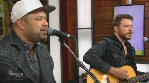 Tebey performs 'Good Jeans'