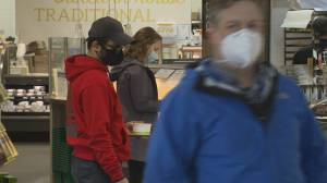 What B.C.'s restart plan means for face mask use (02:06)