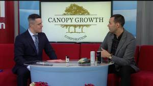 Canopy Growth reviews edible cannabis products