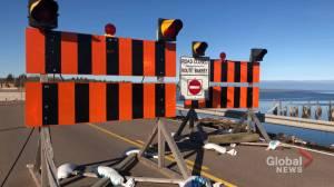 Cape-Pele bridge closure impacting businesses