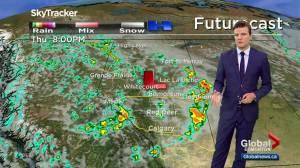 Edmonton early evening weather forecast: Thursday, July 16, 2020