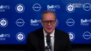 RAW: Winnipeg Jets Paul Maurice Interview – Apr. 17 (05:31)