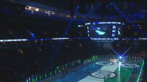 COVID-19: Health officials to decide on whether Canucks play in Vancouver (03:19)