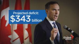 What does Canada's $343B deficit mean for British Columbia?