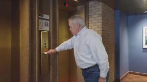 Elevator etiquette in COVID-19