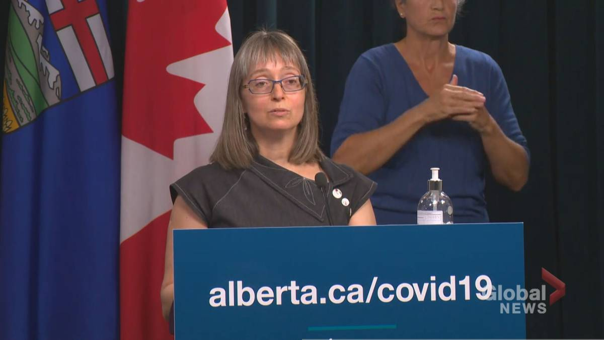 Click to play video: 'Alberta will no longer require isolation for COVID-19 cases, but could Ontario do the same?'
