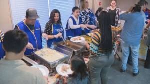 Annual Millbourne Laundromat Thanksgiving sees over 1,000 attendees