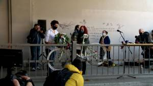 Montreal 'ghost bike' honoring dead cyclist to be displayed in museum (02:12)