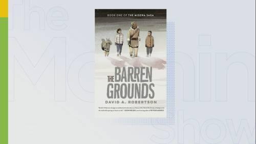David Robertson talks about his new book 'The Barren Grounds' | Watch News Videos Online