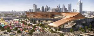 BMO Centre expansion design unveiled by Calgary Stampede and CMLC