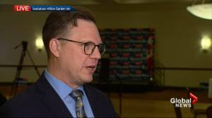 U of S political scientist Greg Poelzer with predictions ahead of polls closing