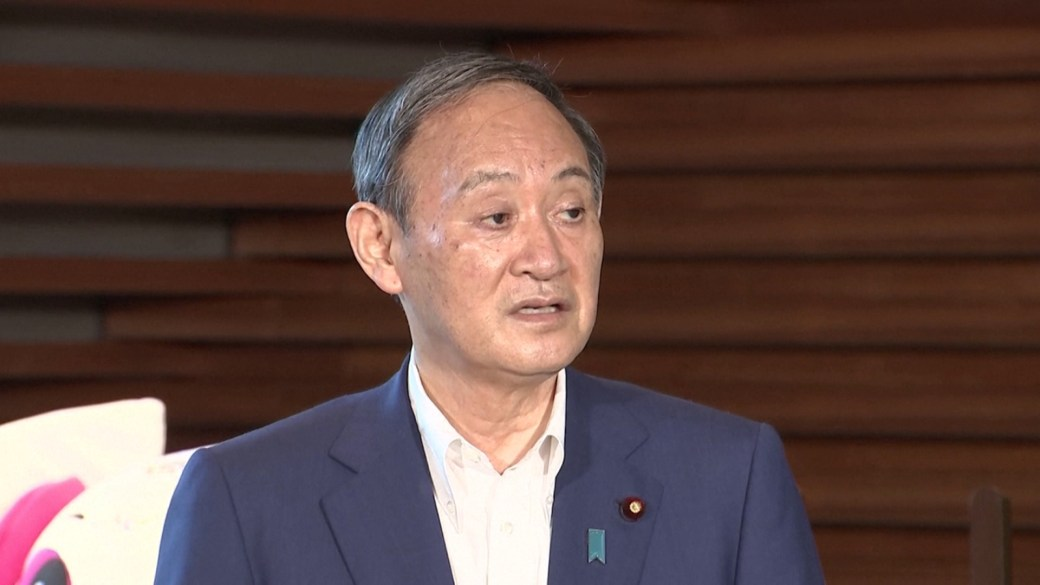 Click to play video: 'Tokyo's spike in COVID-19 cases 'not a problem' for Olympics: Japan PM'