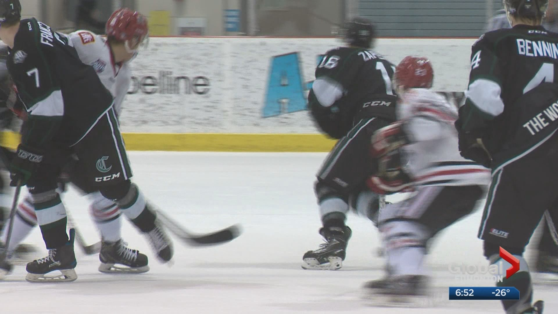 Sherwood Park Crusaders set to face off against Brooks Bandits