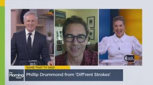 #PlaidForDad: Eric McCormack on his personal connection to prostate cancer (05:55)