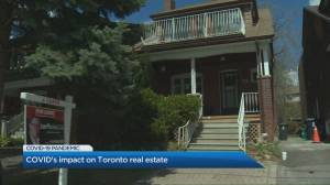 Avoid investing in Toronto's real estate market in the COVID-19 pandemic: expert (04:31)