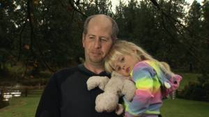 'His mom doesn't even know she's delivered him yet:' B.C. dad shares how son was born while wife battles COVID-19 (03:06)