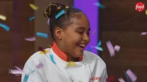 'Jr. Chef Showdown' season two winner talks winning $25,000 grand prize (03:51)