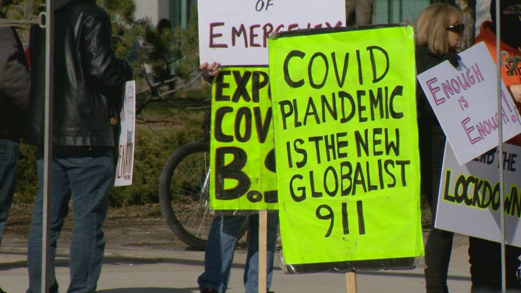 Click to play video: 'What happens to anti-maskers after the COVID-19 pandemic?'