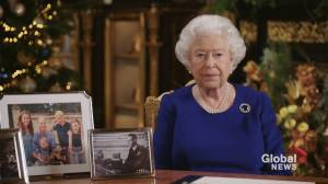 Queen's Christmas Message 2019