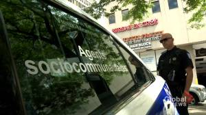 City of Montreal to reflect on reallocating police budget (01:54)