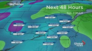 Global News Morning weather forecast: July 10, 2020