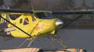 Electric flight history made in B.C.