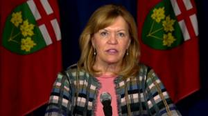 More than half of Ontario adults have received at least 1st COVID-19 vaccine dose: health minister (01:39)