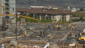 Kelowna construction company stays on course amid coronavirus pandemic