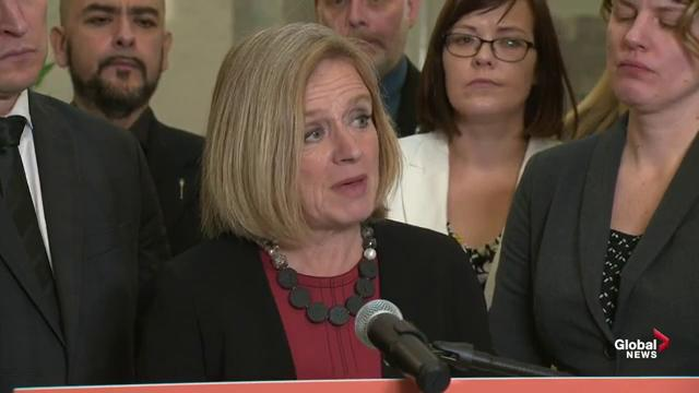Notley shares response from Alberta ethics commissioner on Bill 22