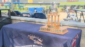'It feels awesome': Lethbridge Bulls win 2021 WCBL Championship (01:57)