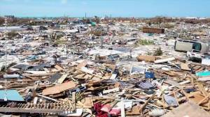 Aid agency says conditions in Bahamas worsening post-Dorian