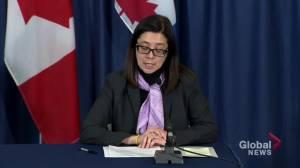 Coronavirus outbreak: Toronto's COVID-19 case total hits 1,449