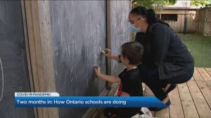 How Ontario schools can improve safety measures during the COVID-19 pandemic (03:59)
