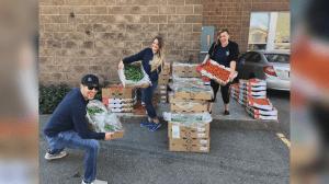 Vancouver Food Runners help reduce food waste (04:10)