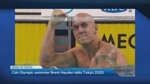 Canada's fastest Olympic swimmer makes remarkable comeback after 7 year retirement (04:27)