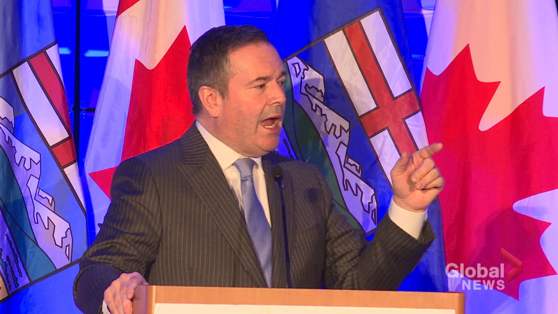 Kenney says Quebec needs to 'pick a lane' on equalization payments, oil industry